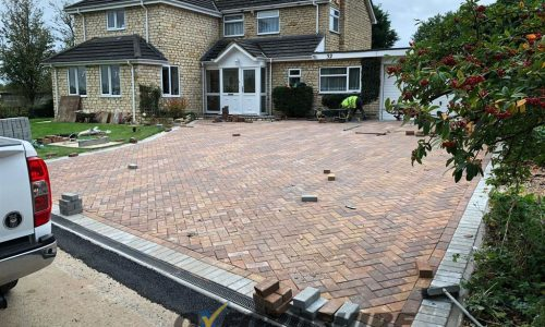 Our Block Paving Installation Process