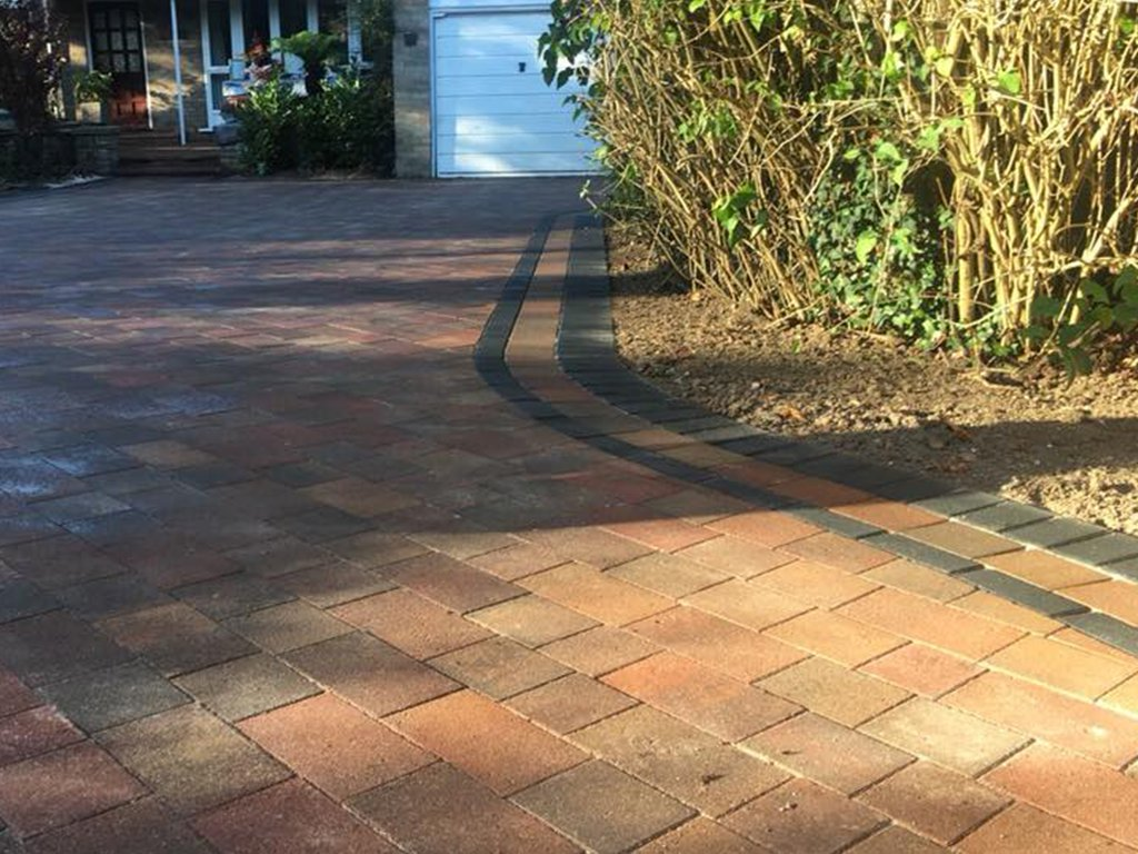 Block Paving Driveways Abingdon