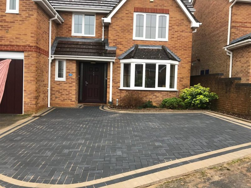 Block Paving Abingdon, Oxfordshire