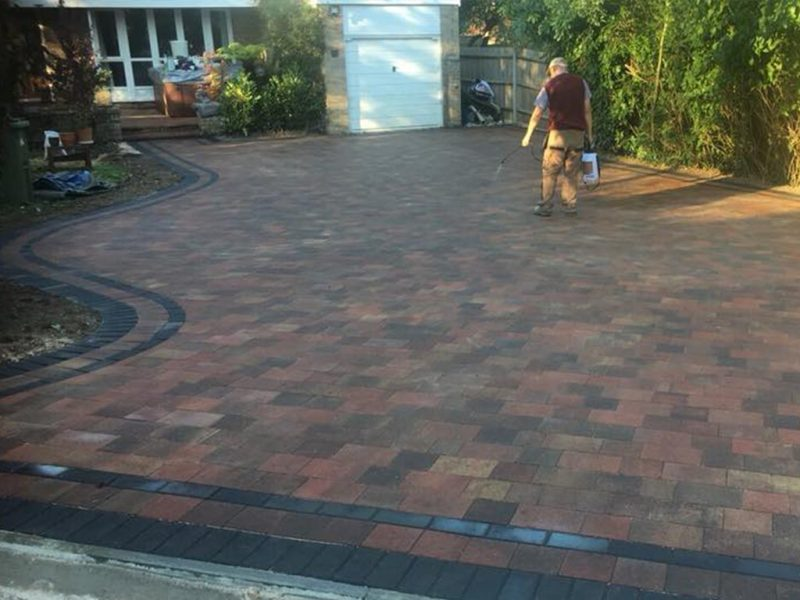 Block Paving Options Abingdon