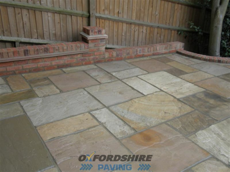 Patio Paving Abingdon