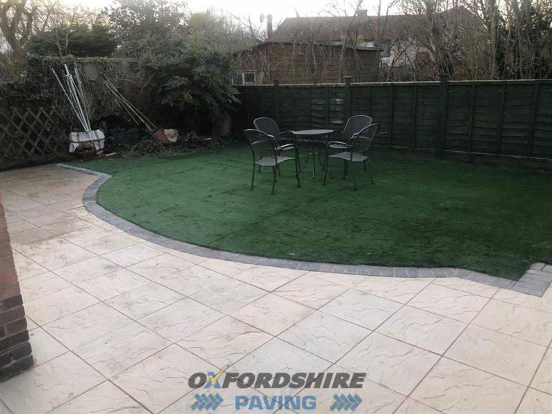 Patio and Garden Services for Abingdon, Oxfordshire