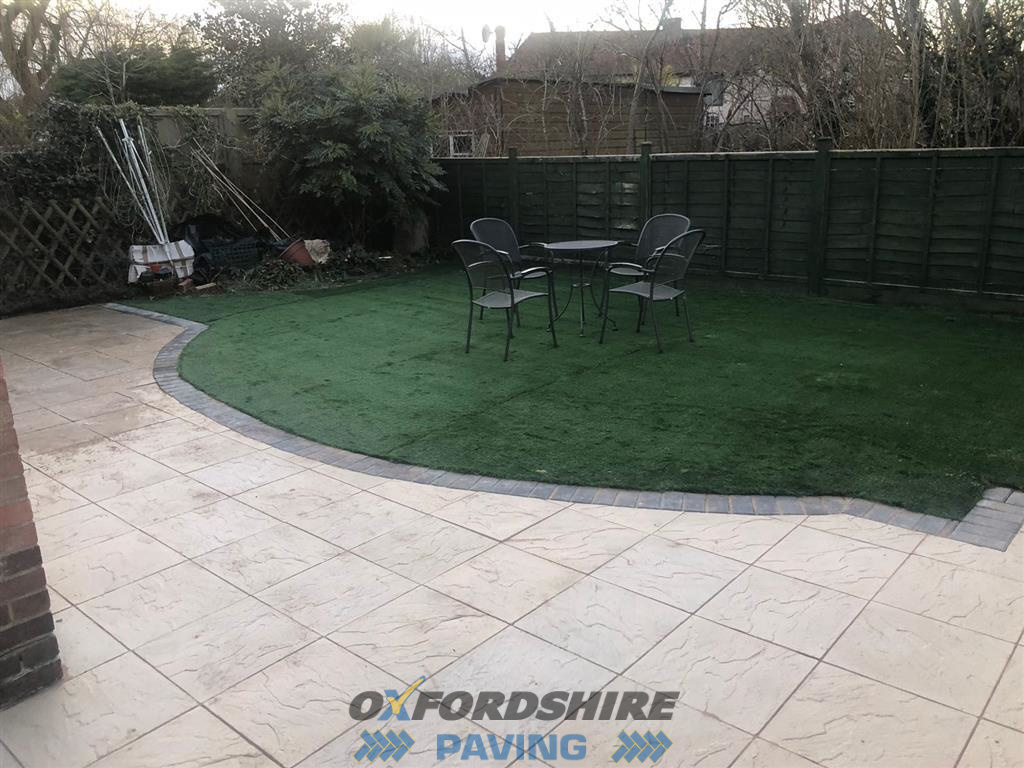 Patio and Garden Services for Abingdon, Oxfordshire