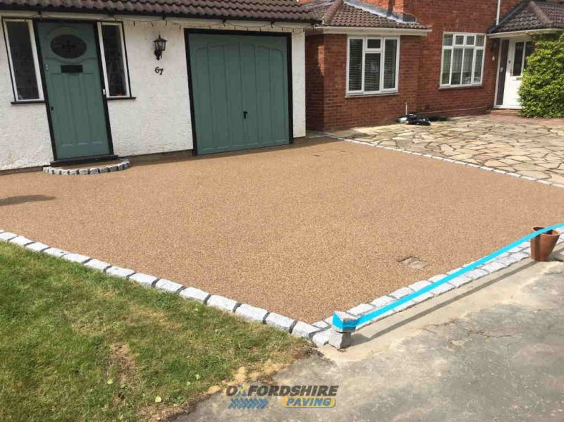 Resin Driveways Abingdon, Oxfordshire