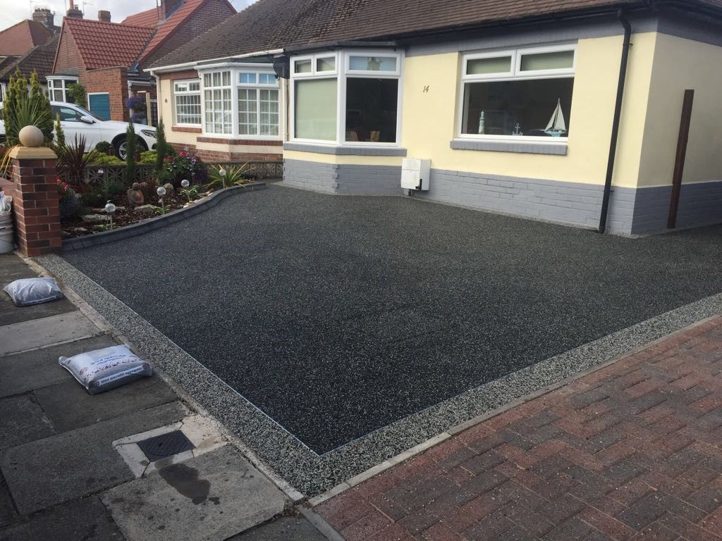 Resin Bonded Driveway Abingdon, Oxfordshire